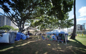 Islandwide Homeless Restrictions Approved — But Are They Legal?