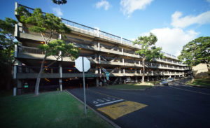 UH Students And Staff Will Pay For $35 Million In Parking Garage Repairs