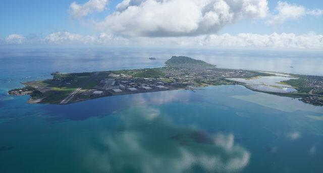 Marine Corps Base Hawaii Kaneohe Bay.