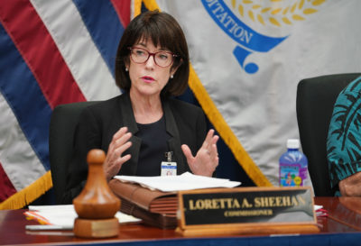 Honolulu Police Commission Chair Loretta Sheehan.