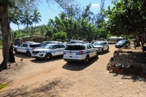 Kauai: Prominent Native Hawaiian Activist Arrested At Encampment