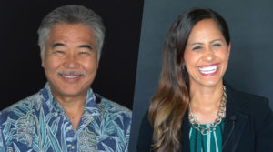 VIDEO: 9 Questions For David Ige And Andria Tupola