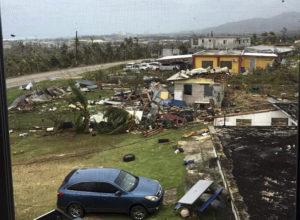 Saipan In Yutu's Aftermath: 'Everyone Is Trying To Stand Strong'