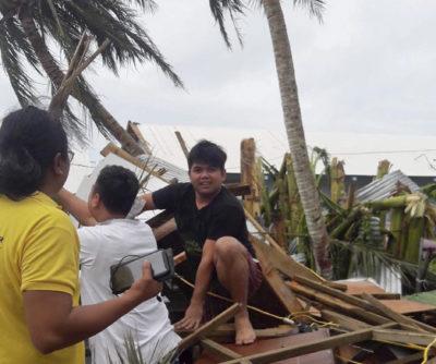 Islands Regain Some Air, Sea Access After Super Typhoon Yutu