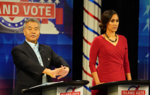 Ige, Tupola Spar In Final Debate Before Election Day