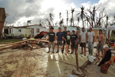 After Super Typhoon Yutu, Many Left Without Federal Disaster Aid