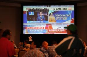 Hawaii Democrats Cheer New Balance of Power In Washington