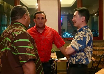 Ozawa Edges Waters In Tight Race For Honolulu City Council Seat