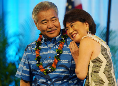 Ige Cruises To Re-Election As Governor