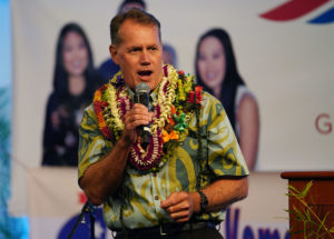 Democrat Ed Case Easily Wins 1st Congressional District Race