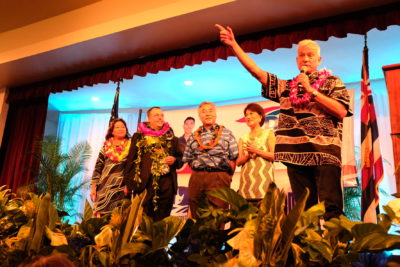 Chad Blair: Wild Night On Mainland, But It's Politics As Usual In Hawaii