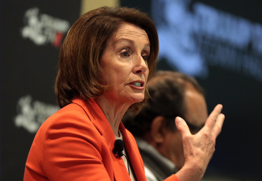 Denby Fawcett: Winning Political Power The Pelosi Way