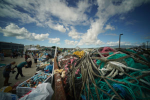 SLIDESHOW: 160,000 Pounds Of Marine Trash From Papahanaumokuakea