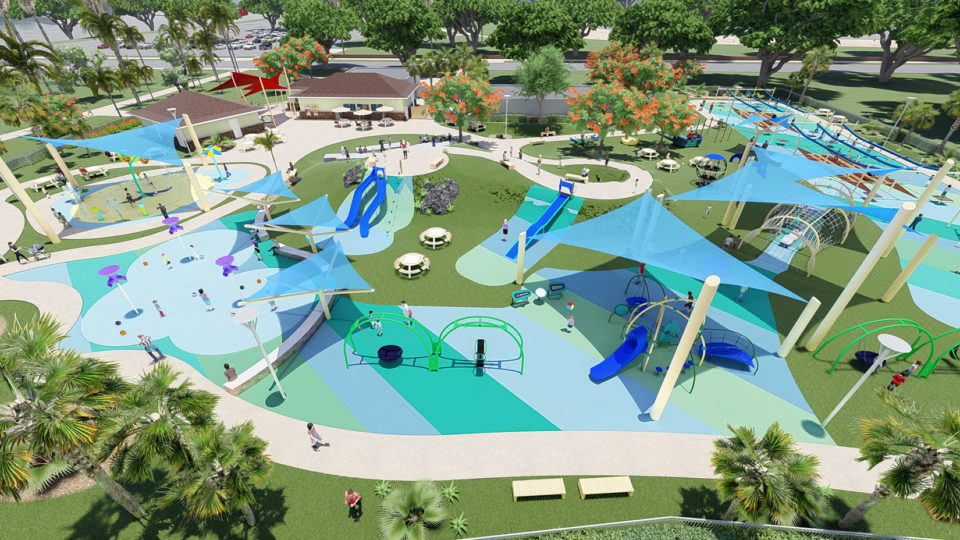 Denby Fawcett: Ala Moana Not The Best Place For A 'World-Class' Playground