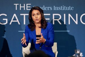 Tulsi Gabbard In Vermont: Protect Our Resources From Those 'Driven By Greed'