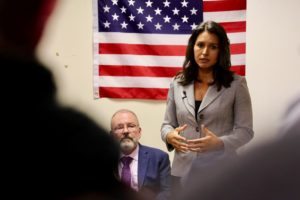 Tulsi Gabbard For President? 'I Am Seriously Considering It'