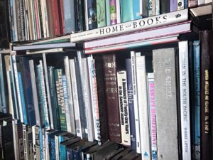 Denby Fawcett: Be Proud Of All Your Unread Books