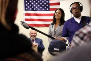 Tulsi Gabbard's Race To The Top