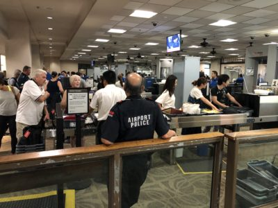 Chad Blair: Things Are Actually Looking Up At Honolulu Airport