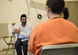 Imam Tries To Build An Oahu Congregation For A Spinoff Islamic Sect