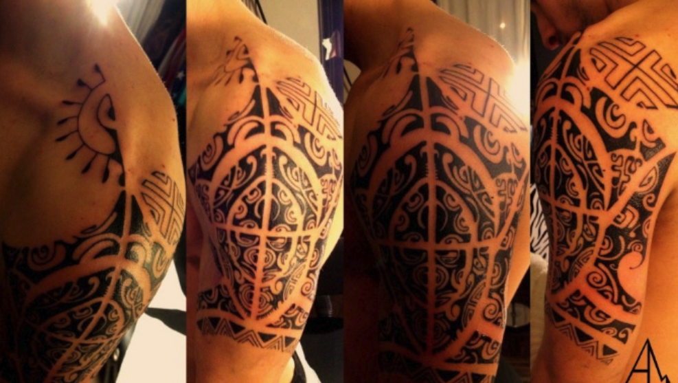 Tattoos Are A Permanent Thing And That's OK - Honolulu Civil