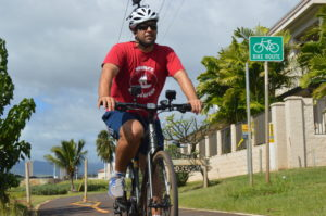 Surviving The Ride On A Not-So-Bike-Friendly Island
