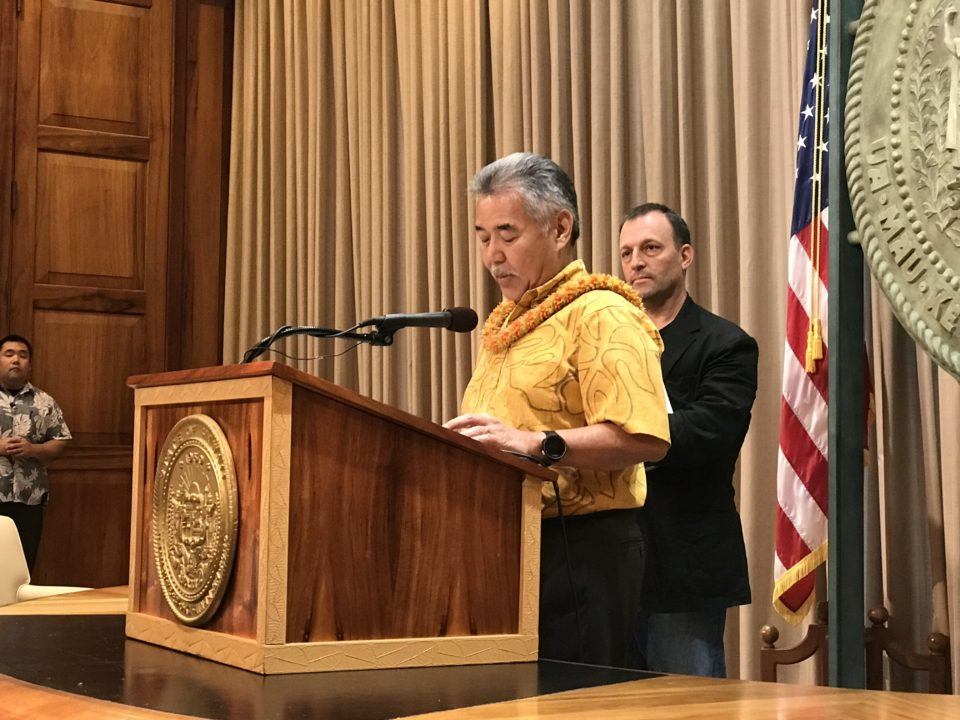 Ige Releases $17.3 Million For 'Ohana Zones' On Oahu And Big Island