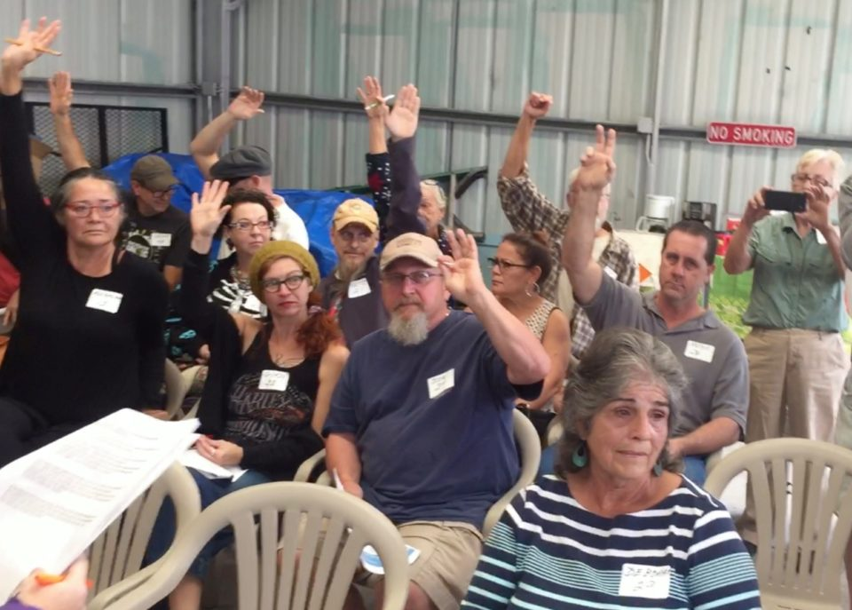 Big Island: No Aloha At These Rough And Tumble Neighborhood Meetings