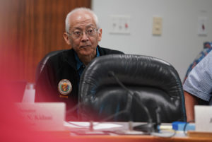 State Sen. Breene Harimoto Dies At 66