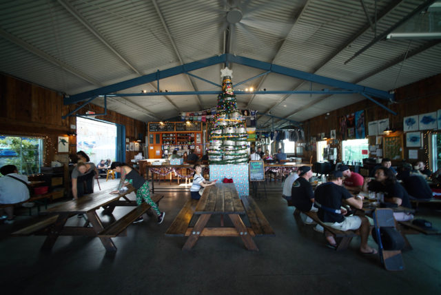 Honolulu Beerworks in Kakaako.