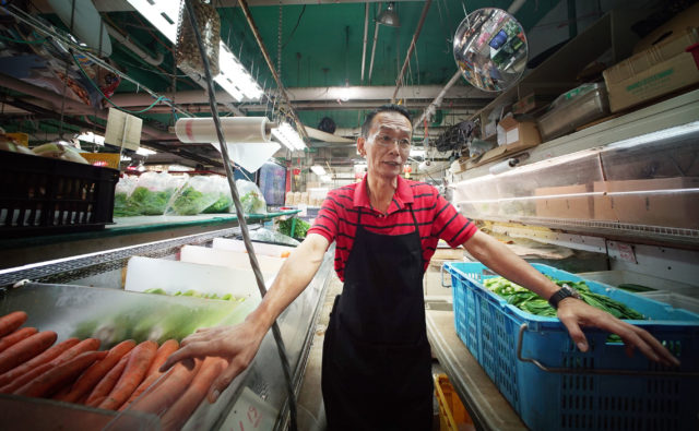 Chinatown Market You Market II owner Paul Min.