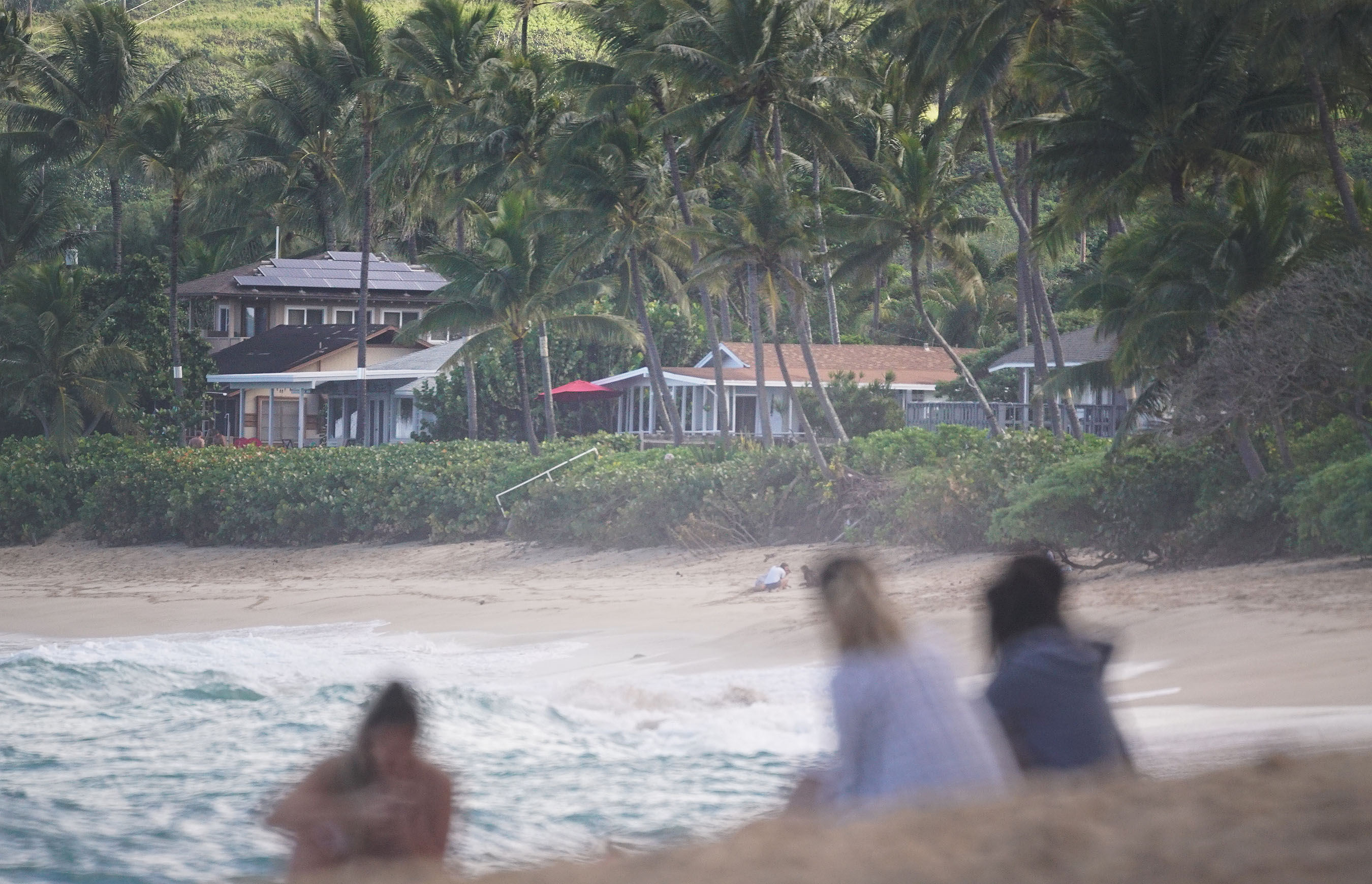 Addicted To Airbnb: Hawaii's Tourism Economy Depends On Illegal…