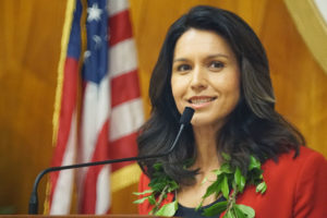Tulsi Gabbard Formally Launches Presidential Campaign With Video