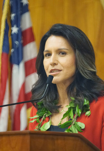 High Turnover In Gabbard's Office Preceded 'Tulsi 2020' Problems