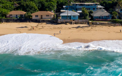 VIDEO: Oahu's Disappearing Beaches