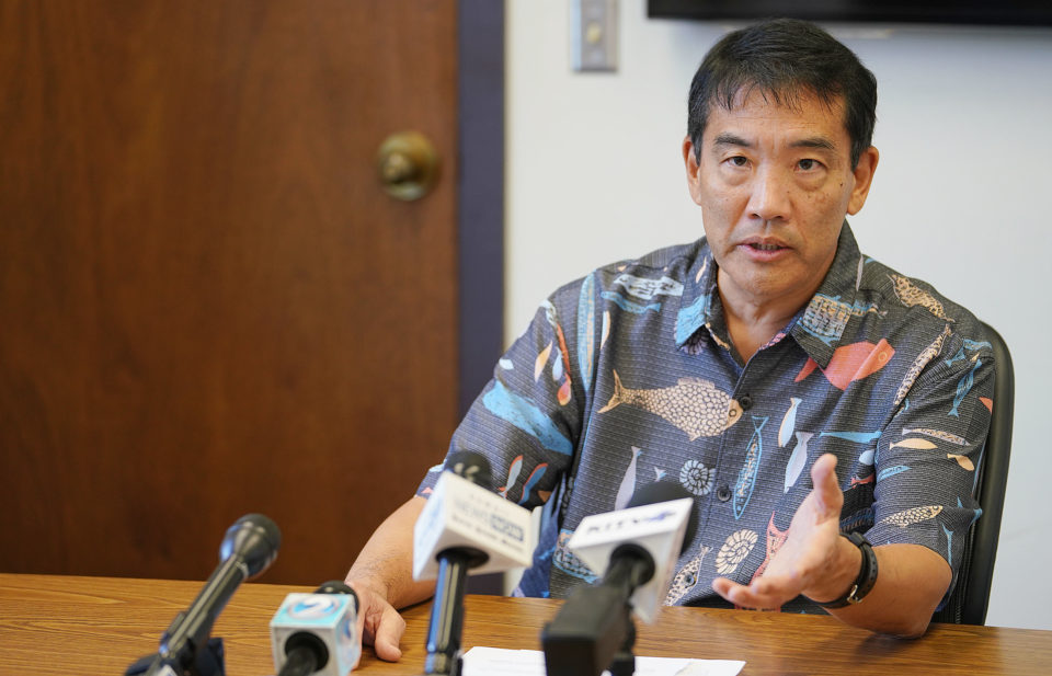 Tom Yamachika: Why Does The State Have So Much Untapped Cash?