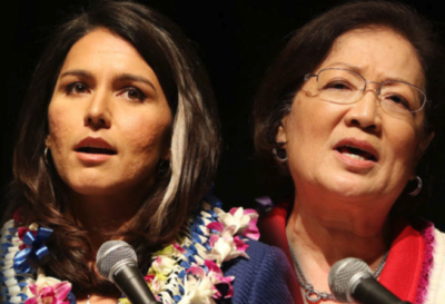 Why Is Tulsi Gabbard Attacking Mazie Hirono?