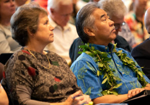 Fit To Print? State's Mauna Kea Press Conferences Raise The Question Of What's News