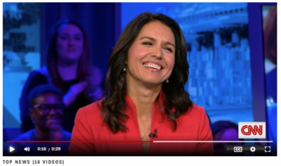 Chad Blair: The Incredible Shrinking Tulsi Gabbard