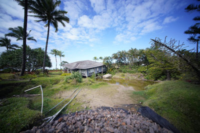 Massive Flood Risks Don't Deter Kauai Homeowners From Rebuilding
