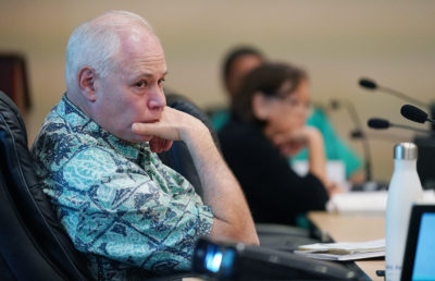 HART Executive Director and CEO Andrew Robbins in todays HART meeting.