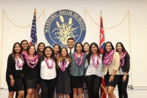 These Waipahu Students Got A Head Start On Health Care Job Training