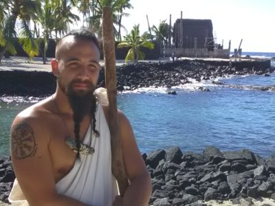 Big Island: Hawaiians Step Up For Sacred Park In Face Of Shutdown