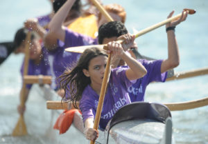 SLIDESHOW: Canoes Are The Classrooms For Youth Paddling Team