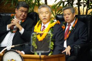 Dear Saiki And Kouchi: Please Help Save Hawaii From Ige