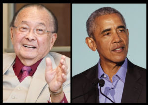 Chad Blair: Do We Really Need A Dan Inouye Day? Or An Obama Ice Cream Shop?