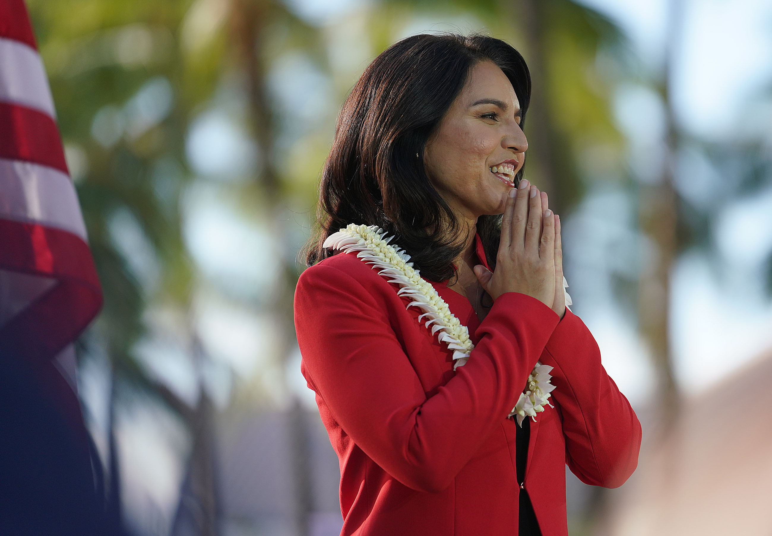 <p><strong>2020 Election:</strong> Hawaii Congresswoman Tulsi Gabbard has a lot of work to do if she hopes to win the Democratic nomination to take on President Donald Trump next fall.</p>