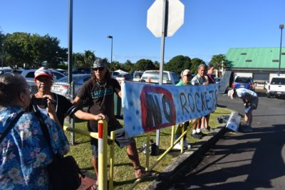 Big Island: No Aloha So Far For A Puna Spaceport