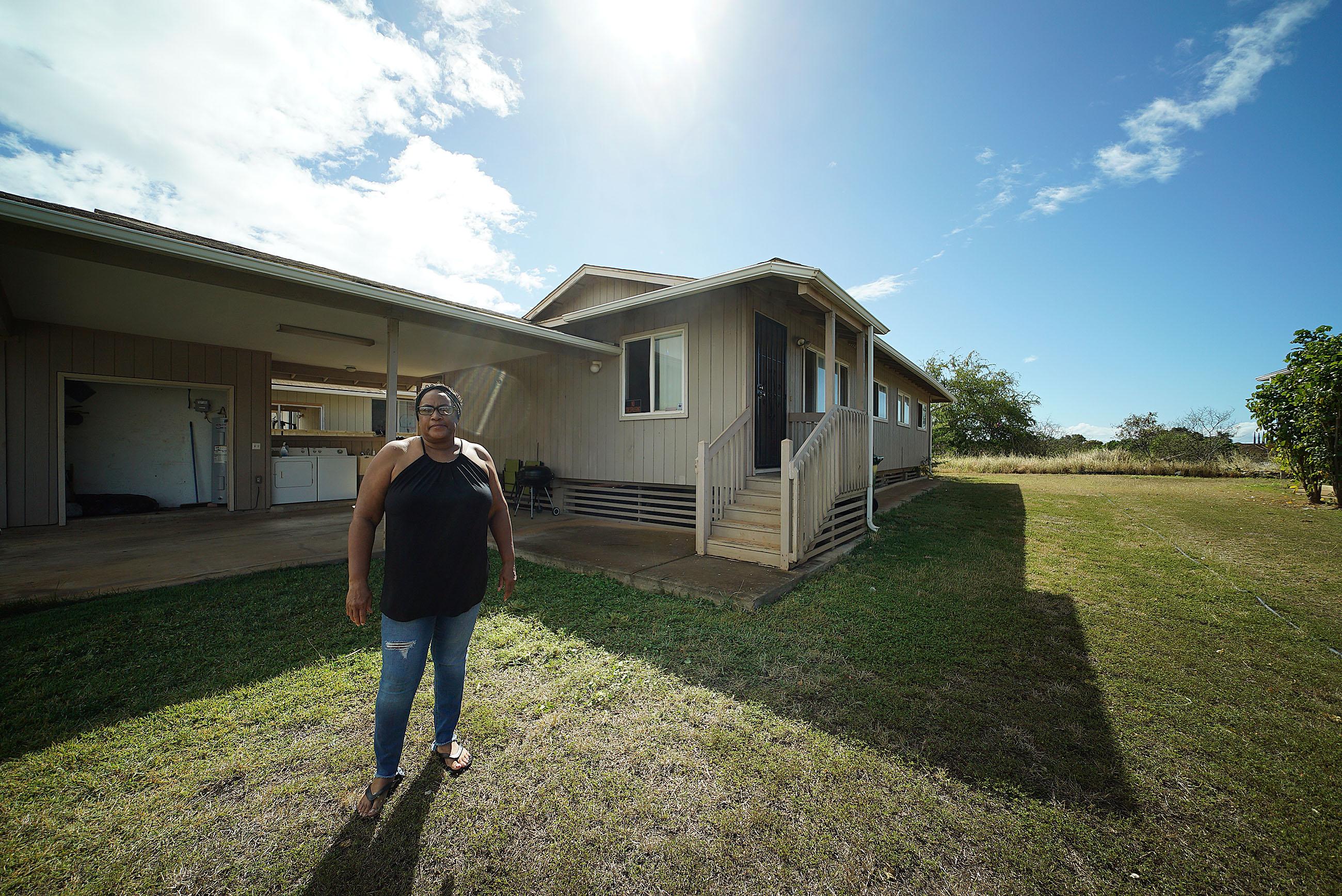 Deborah Villa Ewa Beach home.