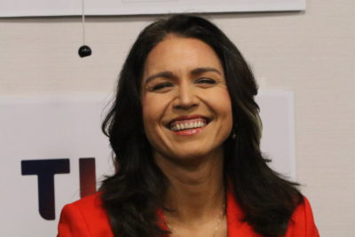 Tulsi Gabbard Drops Defamation Lawsuit Against Hillary Clinton